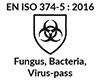 EN ISO 374-5 : 2016